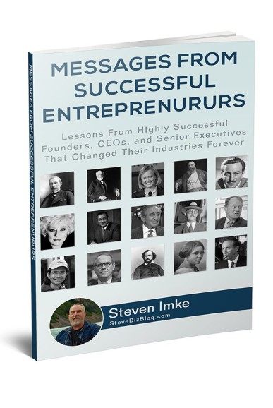 Messages from Successful Entrepreneurs 3d