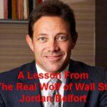 Jordan Belfort Lesson