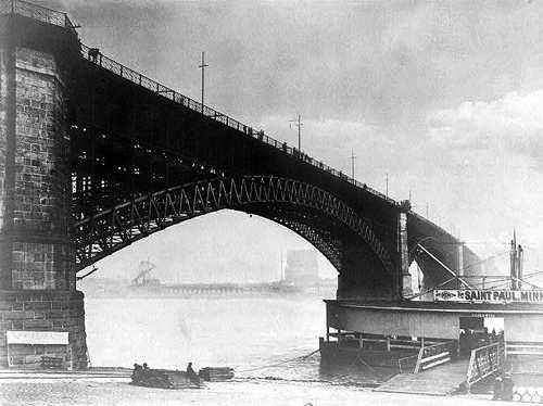 Steel Baron Andrew Carnegie Bridge