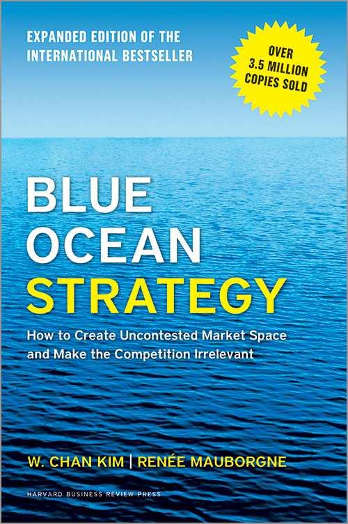 Red Ocean vs. Blue Ocean Strategy