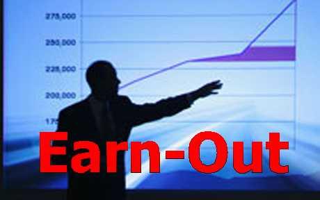 Seller Financed Earn Out