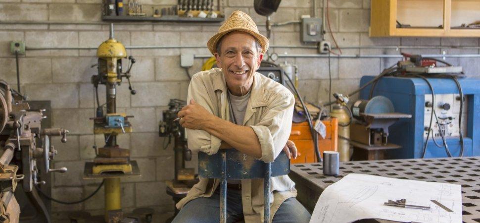 Older Entrepreneur