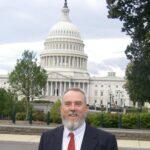 Steve Imke in Washington DC