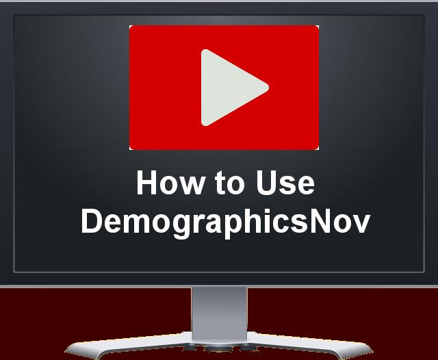 DemographicsNow Tutorial
