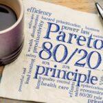Pareto 80/20 principle