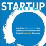 Lean Startup Book